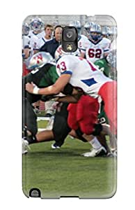 Protective Tpu Case With Fashion Design For Galaxy Note 3 (football Ball Games30)