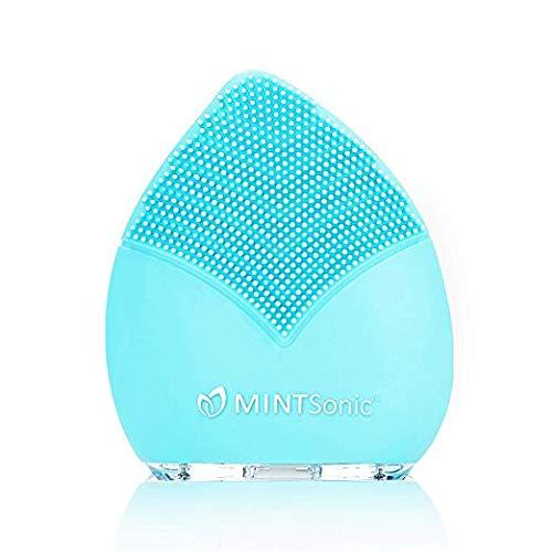 [MINTSonic] [ディープフェイシャルクレンジングブラシ Deep Facial Cleansing Brush - Anti-Aging Skin Care Face Massager - Reduce Blackheads Acne Dark Spots] (並行輸入品) B07GBL9PYJ One Color One Size