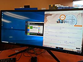 """34"""" All-in-One with RTX 2070, Intel i7, and 34"""" 2k ultrawide Screen"""