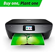 HP Envy Photo 7155 All in One Photo Printer with Wireless Printing, HP Instant Ink or Amazon Dash Replenishment Ready (K7G93