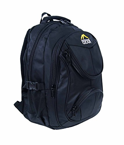 6 Water Resistant Backpack Olive Bag 30 College Gear Black 15 Material Outdoor Work 13 inch 6613 Rucksack Travel Daypack Litres Macbook 15 Laptop Nylon School Og7qcwFXx8