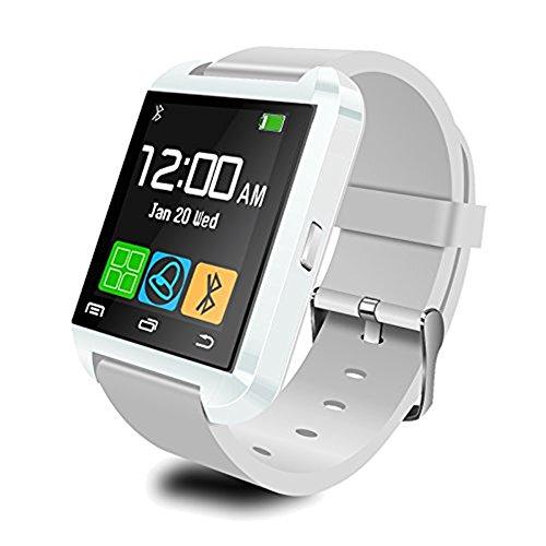 2016 Men Women WristWatch Bluetooth Smart Sport Watch White - 8