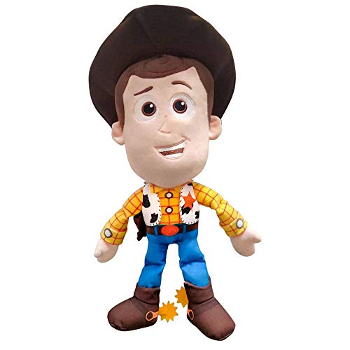 Disney- Pelucias Toy Story 4 - Woody