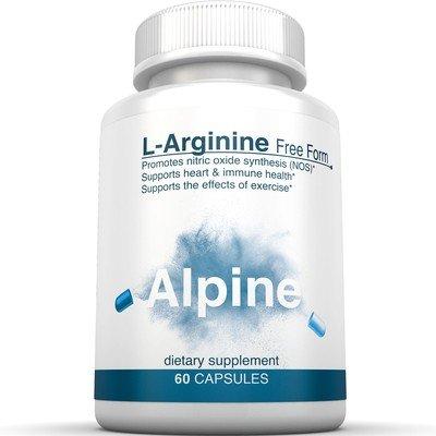 L-Arginine (Alpine Nutrition),...