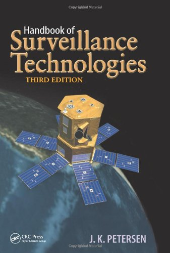 Handbook of Surveillance Technologies: History & Applications, 3rd Edition