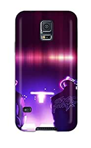 S5 Scratch-proof Protection Case Cover For Galaxy/ Hot Daft Punk Duo Phone Case