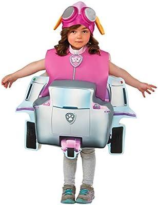 Disfraz de Skye Patrulla Canina deluxe para niña: Amazon.es ...