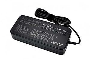 ASUS 0A001-00260600 Interior 180W Negro adaptador e inversor de corriente - Fuente de alimentación (180 W, Interior, Portátil, Asus G55VW, G75VW, G75VX, G46VW, G750JX, G750JW, G750JM, G750JS, Negro)
