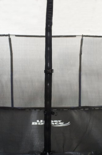Upper Bounce Easy Assemble Spacious Rectangular Trampoline with Fiber Flex Enclosure Feature, 9 x 15-Feet by Upper Bounce (Image #2)