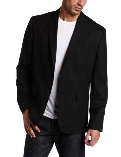 Calvin Klein Men's Regular Fit Long-Sleeve V-Neck Shirt