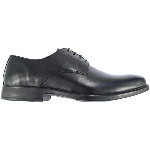 Red Tape Langley Mens Shoes Black