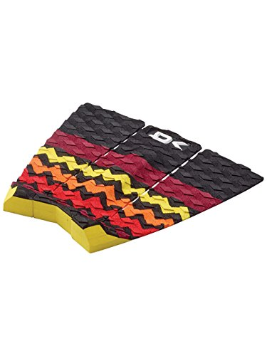 Dakine Men's Miguel Pro Surf Traction Pad, Black, OS Billabong Tree