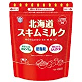 雪印メグミルク 北海道スキムミルク 360g×12袋入×(2ケース)