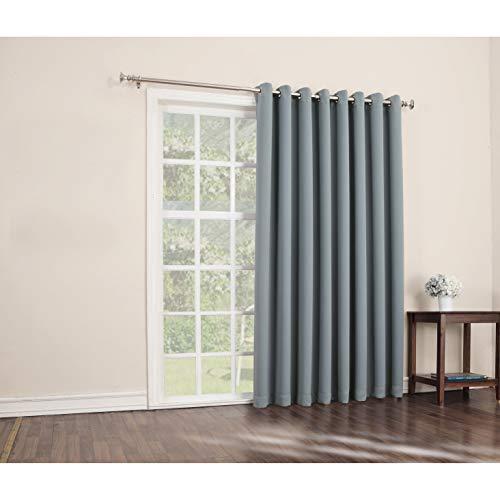 Sun Zero™ Treton Grommet Blackout Patio Curtain