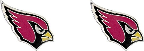 NFL Arizona Cardinals Team Post Earrings