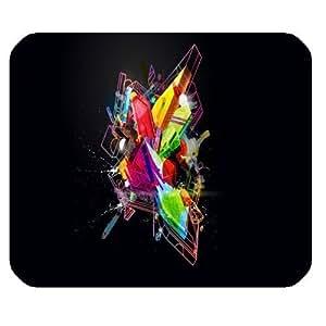 3D Abstract Art Customized Rectangle Mousepad