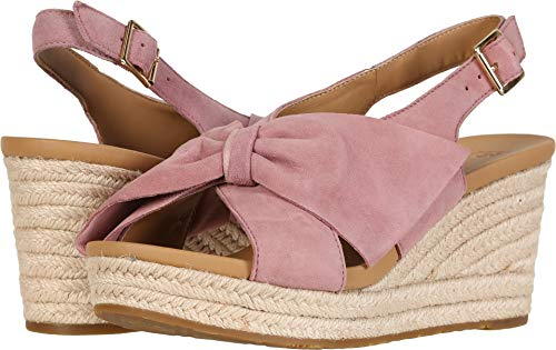 UGG Women's Camilla Wedge Sandal, Pink Dawn, 5 M - Ugg Wrap