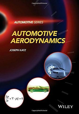 Automotive Aerodynamics (Automotive Series) (Compressor Aerodynamics)