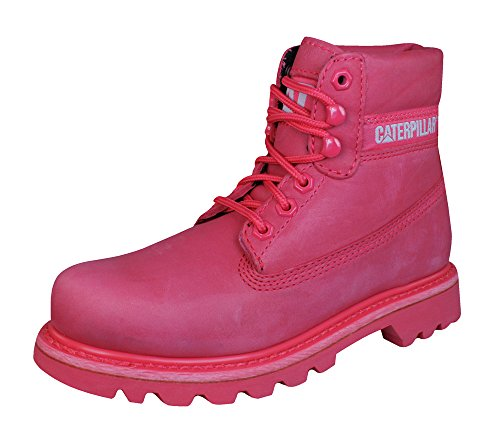 In Stivali Donna Colorado Da Caterpillar Pelle Rosa ZvxBqnwRp