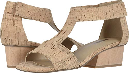 VANELi Women's Calyx Natural Cork/Natural Perf Cork/Match Elastic 9.5 M US from VANELi