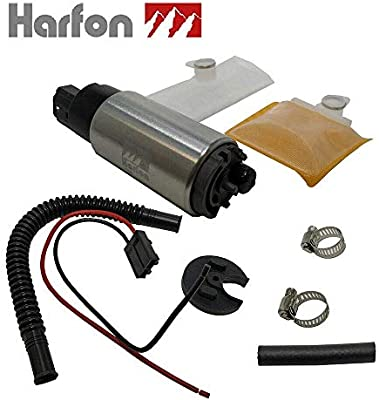 New Intank Fuel Pump /& Install Kit Replace EP126 EP382 EP387 EP432 P72192 P72236