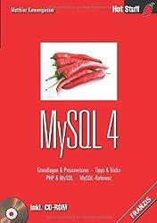 MySQL 4, m. CD-ROM
