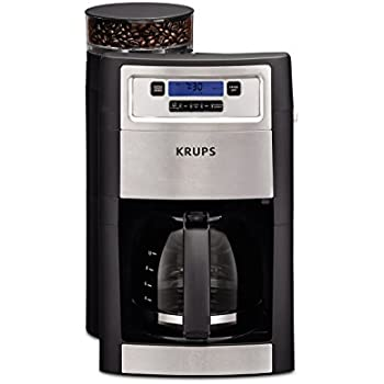 Amazon.Com: Krups Et351 Savoy Programmable Thermal Stainless Steel