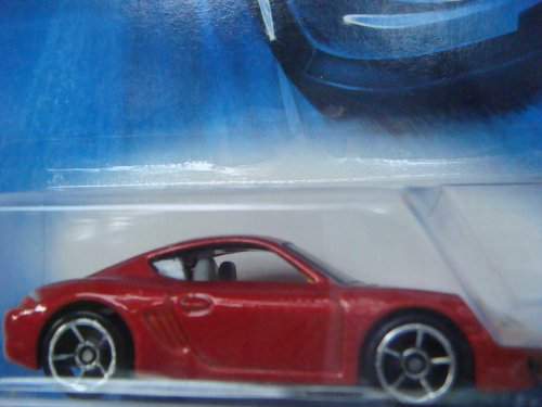 Review Hot Wheels Porsche Cayman