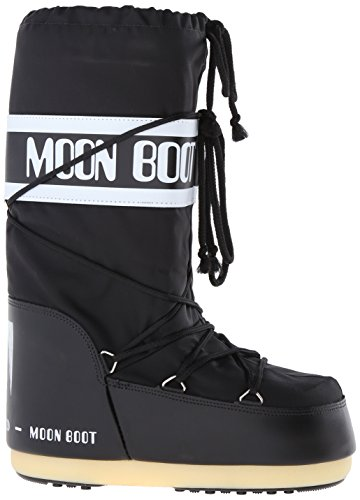 Tecnica Unisex Moon Nylon Boot Nero