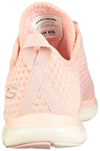 Donna 2 bold Light Skechers Flex Pink 0 Move Appeal Allenatori np0q7