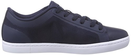 Bleu Straightset Lacoste 116 Baskets SPW Femme 4 aRYwx6
