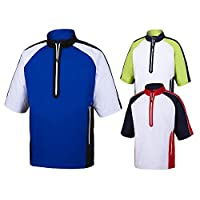 FootJoy Sports Short Sleeve Golf Windshirt
