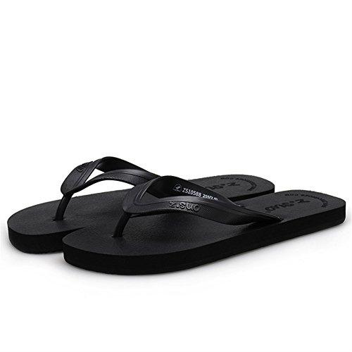 Sandals Unisex Beach Flop Black ONCEFIRST Summer Flip wA4HST