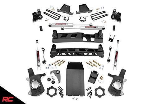 04 silverado lift kit - 4
