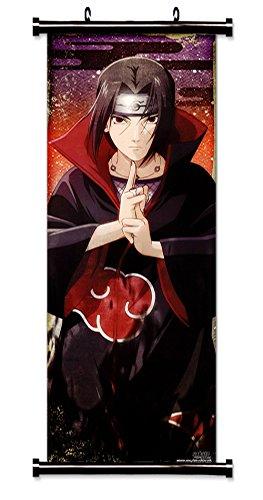 Naruto Anime Fabric Wall Scroll Poster Wp Naruto 2-59 L