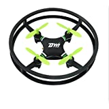 Sefter RC Helicopter Flying New Mini Super Durable Nano UFO Drone Space Trek 2.4GHz 4-Axis 4CH RC Quadcopter