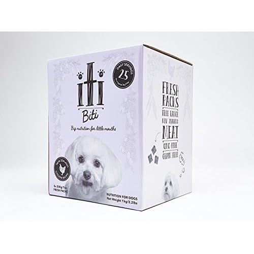 durable service iti Biti Lamb & Venison for Dogs - 5 Pack