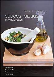 Sauces, salsas et vinaigrettes