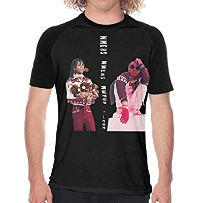 Mens Or Youth Short Sleeve Baseball Tee Shirts Youth S to Adult 2XL, Rae Sremmurd Music Band