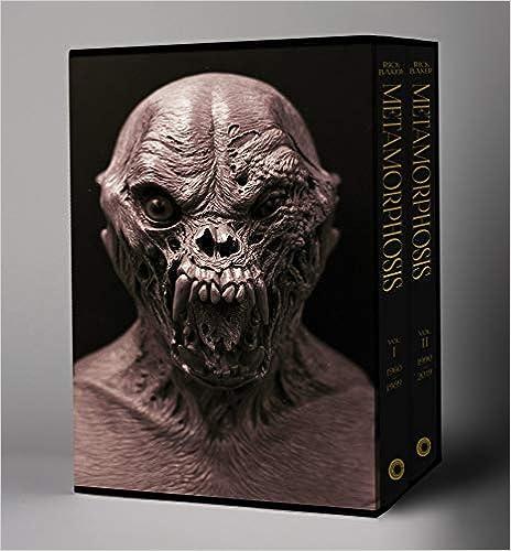 Rick Baker: Metamorphosis: Vol 1: 1950 2019 Vol 2: 1990 1989
