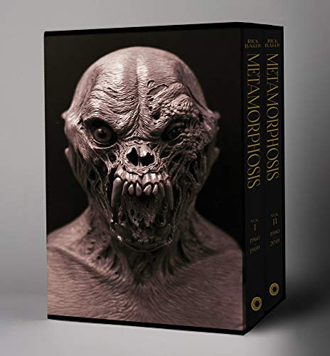 Pdf Entertainment Rick Baker: Metamorphosis: Vol 1: 1950–1989, Vol 2: 1990–2019