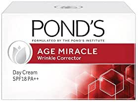 POND'S Age Miracle Wrinkle Corrector SPF 18 PA++ Day Cream, 35g