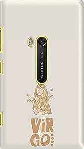 DailyObjects Virgo Case For Nokia Lumia 920