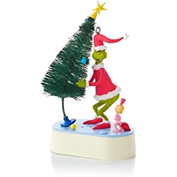 why are you stealing our christmas tree dr seuss 2013 hallmark ornament