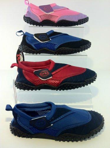 6ee5cd20ada0 Mens Women Boys Girls Infant Surf Aqua Shoe Beach Swim Water Shoes Wetsuit  Socks  Amazon.co.uk  Shoes   Bags