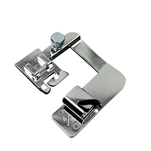 Amazon.com: VT BigHome 1PC Hot Domestic Sewing Machine Foot Presser Rolled Hem Feet Set for Brother Singer Sewing Accessories 3 Size: Kitchen & Dining