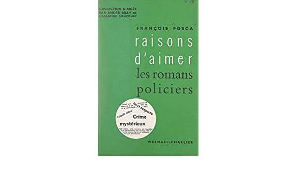 Les Romans Policiers French Edition Kindle Edition By