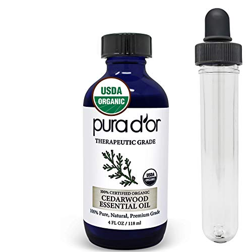 PURA D'OR Cedarwood Essential