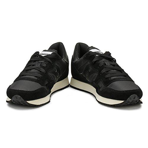 Vintage Baskets S70369 Adulte S70369 Saucony Trainer Black Blk Noir Noir 29 Mixte DXN 29 pYTnF