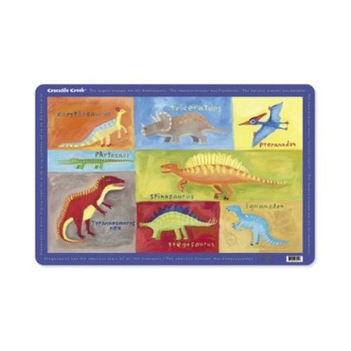 Crocodile Creek Dinosaur (Crocodile Creek Usa Map)